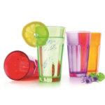 Luminarc drinking glasses set of 4