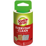 Scotch Brite Refill Adhesive Roller LR2 White 56 Sheets