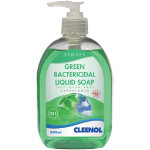 LIQUID HANDSOAP BACTERICIDAL PUMP 500ML