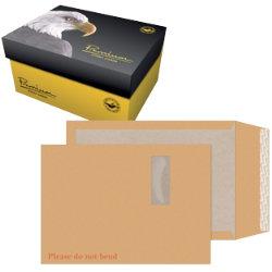 Premium Selection Envelope Peel and Seal C4
