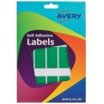 Avery Labels Square Green