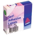 Avery Multipurpose Label Green