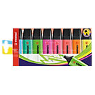 Stabilo Boss Highlighters Assorted 8 Pack