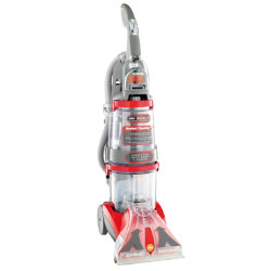 Vax dual V upright carpet washer