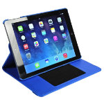 Offissimo case for iPad Air dark blue