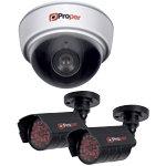 Proper Imitation Camera Kit P SIK1D2C 1 with infra red flashing light
