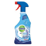 Dettol power and pure advance bathroom cleaner spray 750ml