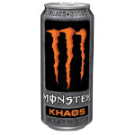 Monster Khaos cans 500ml pack 12