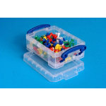 Really Useful Boxes Storage Box UB02C Transparent PS