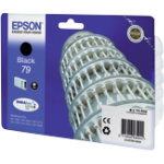 Epson T7911 Original Black Ink cartridge C13T79114010