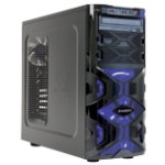 STORMFORCE Gaming PC Tornado i7 8 GB 1 TB Windows 10 Home