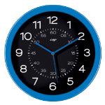 Cep Wall Clock 820H Black