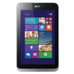 Acer Iconia W4 820P 8 tablet 64GB Wi Fi silver