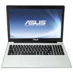 ASUS X Series X553MA 156 Laptop Intel Celeron 4710 4GB 750GB white