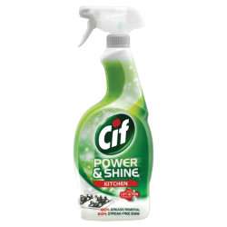 Cif power and shine kitchen cleaner 700ml