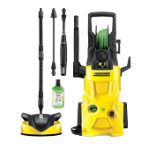 Karcher K4 premium eco home cold water pressure washer