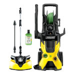 Karcher K5 premium eco home cold water pressure washer