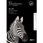 Blake Premium Business paper brilliant white wove 120gsm A4 210x297 pk50