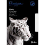 Premium Office Printer Paper A4 Wove 120gsm Ultra White Wove