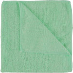MICROFIBRE CLOTHS GREEN PACK OF 10