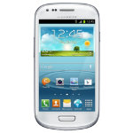 Samsung Galaxy S3 Mini i8200 8GB 3G SIM free smartphone white