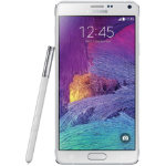 Samsung Galaxy Note 4 N910 smartphone white 32GB