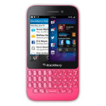 Blackberry Curve 9720 Qwerty Sim Free Smartphone Pink