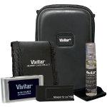 Vivitar digital media starter kit with SD card SD card reader camera case and lens cleaning kit