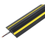 Vulcascot Cable protector Calmer Black yellow