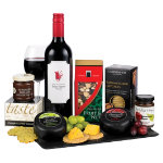 Wine and Cheddar Hamper