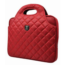 Port Designs Firenzetl toploading laptop case 15.6  red