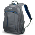 Port Designs Megeve laptop backpack 156   grey blue