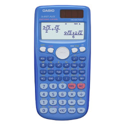 Casio Scientific Calculator A_FX85GT Plus