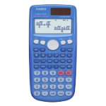 Casio Scientific Calculator A FX 85GT Plus 138 x 80 mm Blue