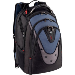 Wenger Laptop backpack Swissgear Ibex 17 Inch 380 x 480 x 250 mm Blue  Black
