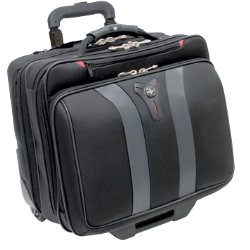 Wenger Laptop Case with Wheels Interchange 17 Inch 380 x 450 x 250 mm Black