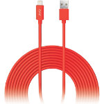 Jivo USB Lightning Cable Red 3 m