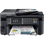 Epson Workforce WF 3620DWF multifunction inkjet printer
