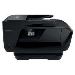 HP Hewlett Packard 7510 eAiO A3 All in one printer Black