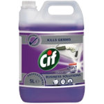 Cif Professional 2in1 concentrated cleaner disinfectant 5L
