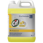 Cif Professional All Purpose Cleaner Lemon 5L