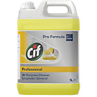 Cif All Purpose Cleaner Multi Purpose Lemon
