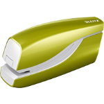 Leitz Electric Stapler Wow 10 sheets Green Metallic