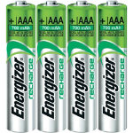 Energizer Batteries Rechargeable Power Plus AAA Pack Batteries