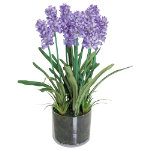 Artificial Plant Lavender Purple