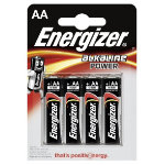 Energizer Batteries Power AA 15 V
