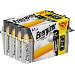 Energizer Batteries Alkaline Power AA Pack 24