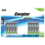 Energizer Batteries Eco Advanced AAA Pack 8