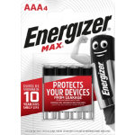 Energizer Batteries Max Pack Eaches