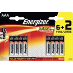 ENERGIZER Batteries E92MP 8 15 V Pack